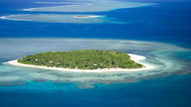 جزيرة تافاروا في فيجي