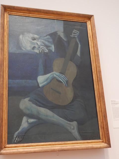 Visite de l'Art Institute of Chicago