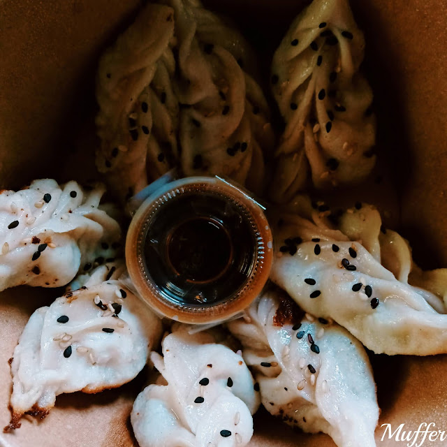 Linna Delivery - Jiaozi 饺子