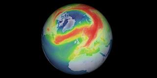 Lỗ ôzôn mở rộng lớn hơn Nam cực