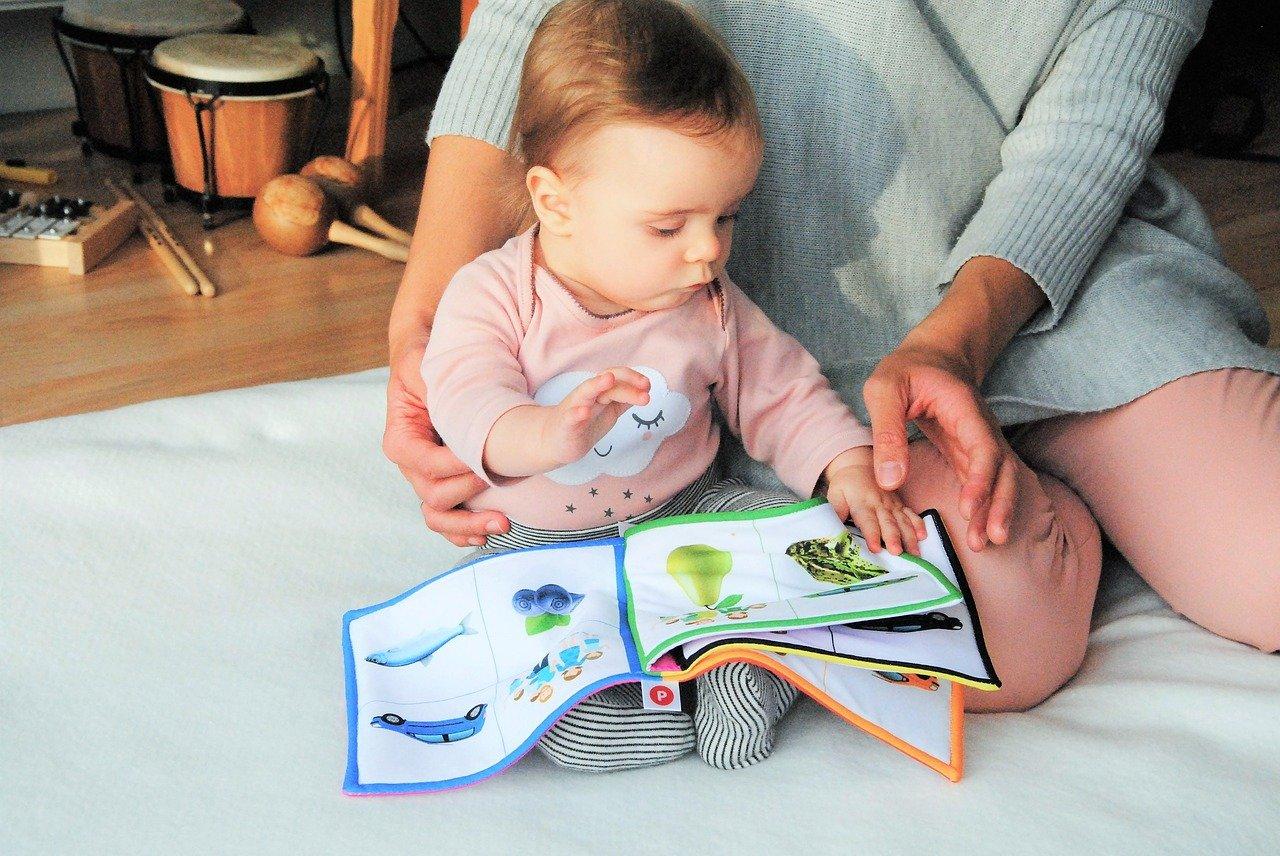 contar histórias para as crianças