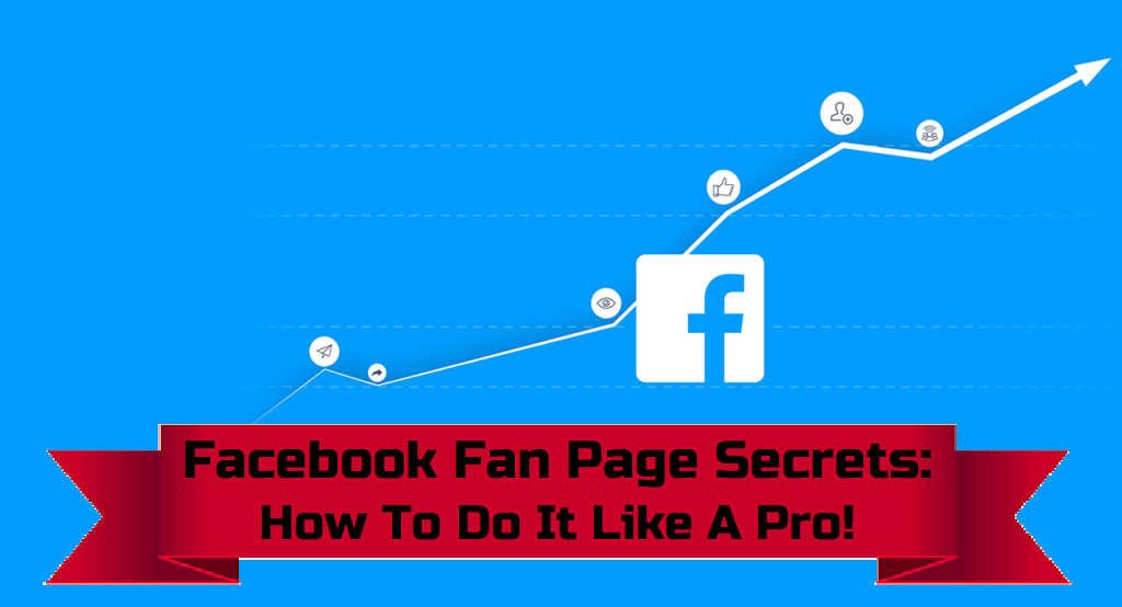 how to create a facebook fan page 2020