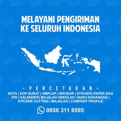 Percetakan di Kebraon Surabaya Indonesia