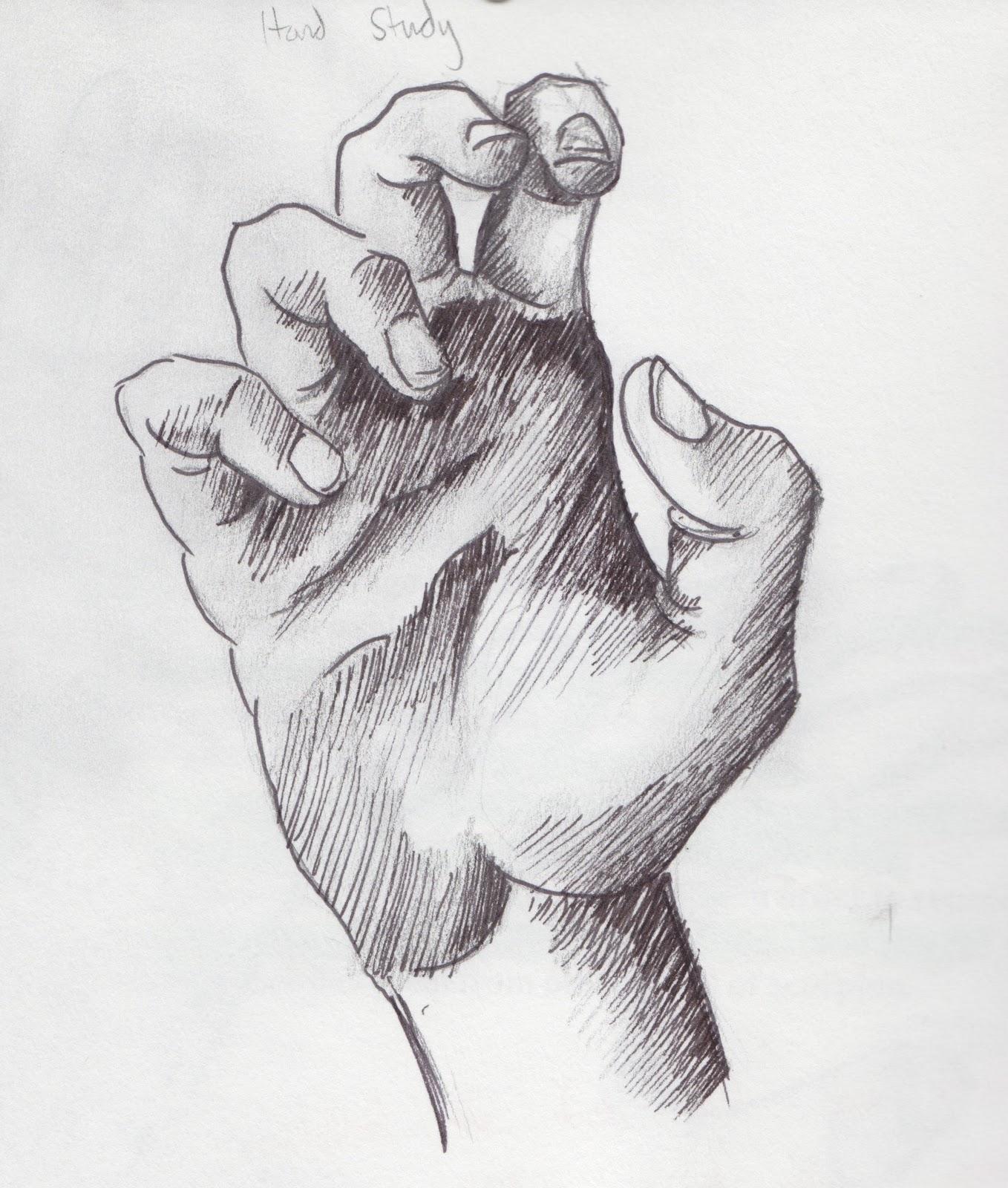 creative hand drawings - HD1358×1600