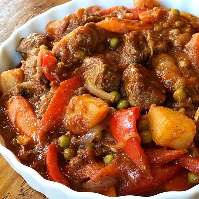 Casa Baluarte Filipino Recipes: Easy Beef and Broccoli Recipe