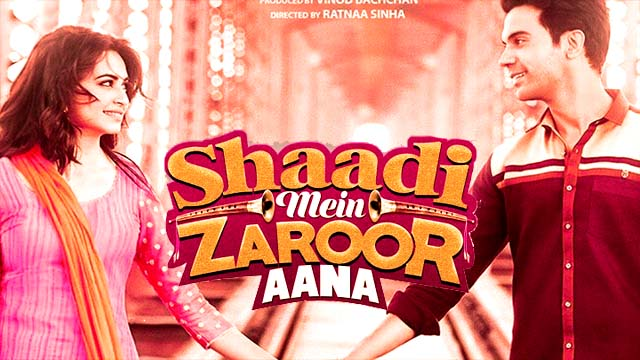 Bollywood Latest Movie Shadi Main Zaroor Aana Review