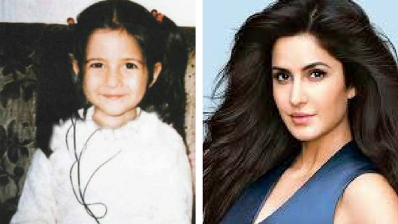 childhood photos of actors and actress