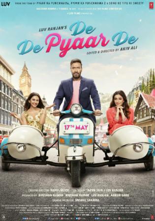 De De Pyaar De 2019 Full Hindi Movie Download 720p