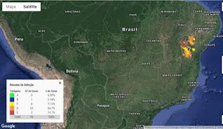 Mapa do Turismo