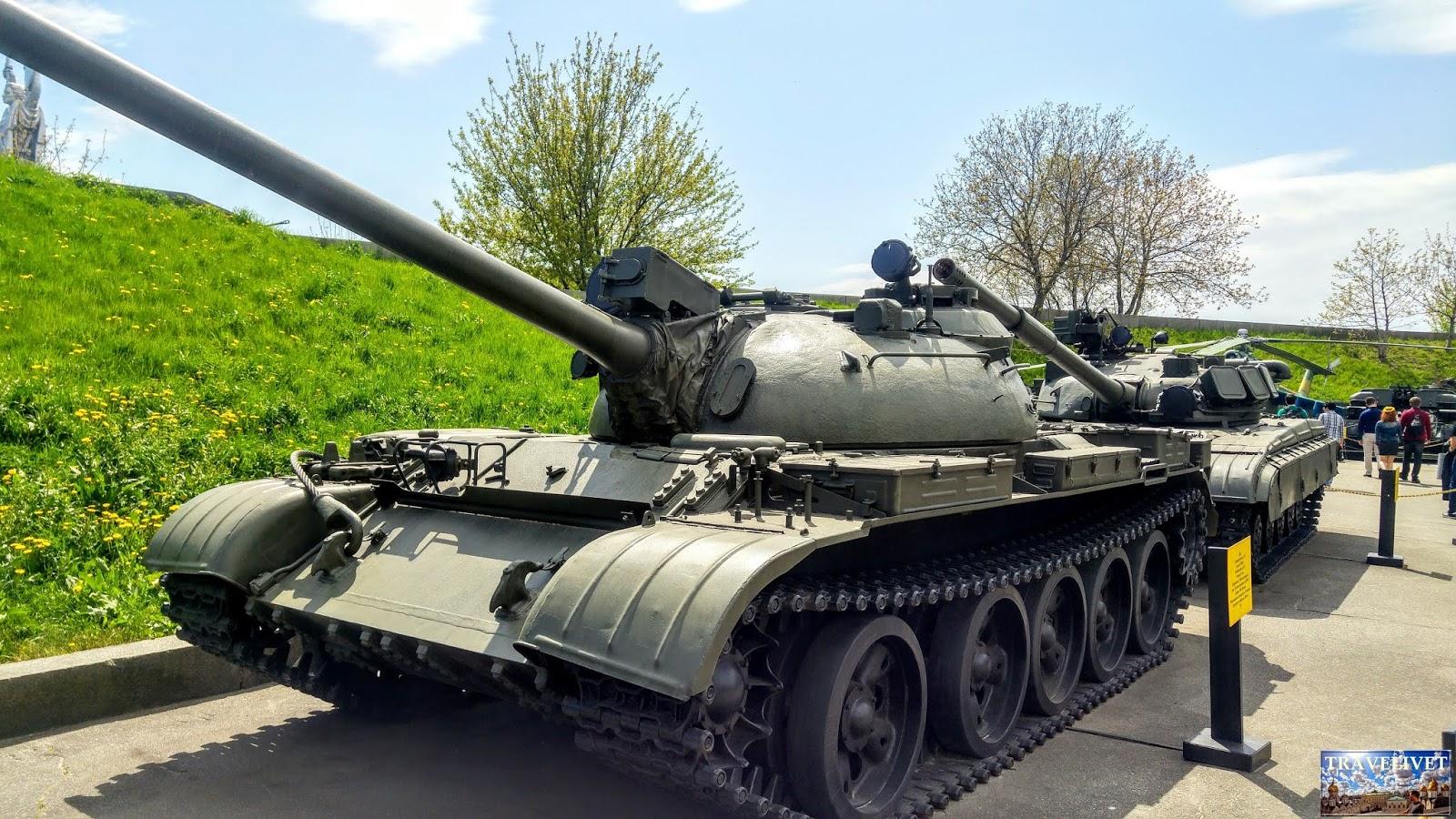 Ukraine Kiev tank