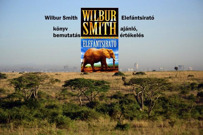 Elefántsirató könyv bemutatás, ajánló, értékelés