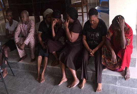 baby sellers arrested akwa ibom state