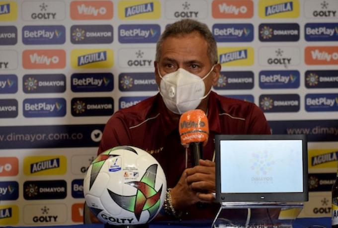 ¿Jugarán Yohandry Orozco y Ánderson Plata? Lo que dijo el técnico del DEPORTES TOLIMA de cara a la 'vuelta' ante Millonarios