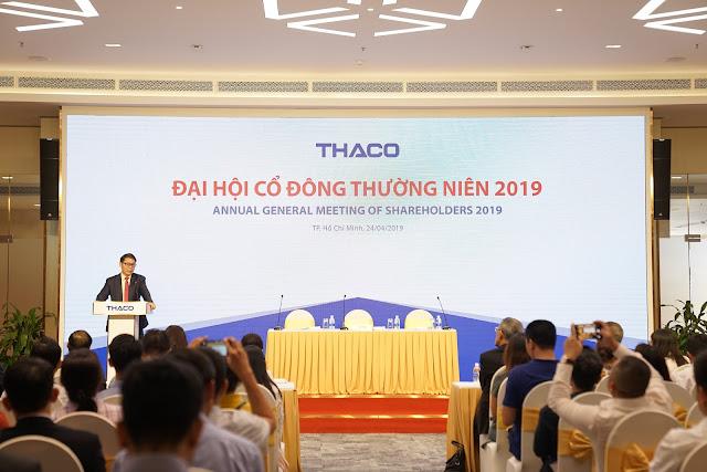 Chủ tịch THACO - Ông Trần Bá Dương