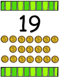 Tarjetas de numeros para imprimir