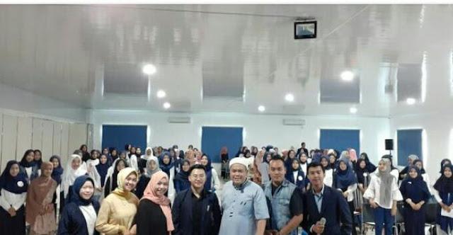 IIB Darmajaya Dukung Audisi Putri Hijab Lampung