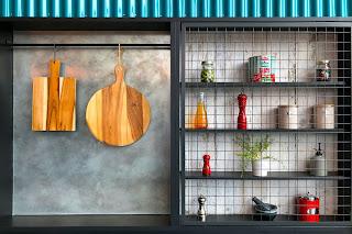 Cách bố trí không gian bếp nhỏ hẹp