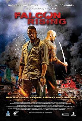 Falcon Rising 2014 DVDCustom HDRip Latino