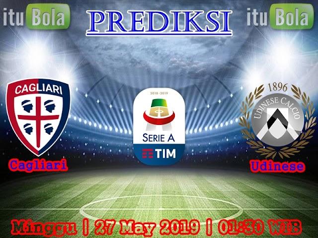Prediksi Cagliari Vs Udinese - ituBola