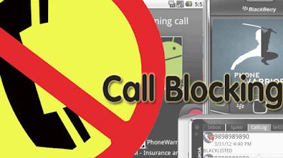 Dịch vụ chặn cuộc gọi đến Vinaphone - Call Blocking
