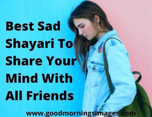 Sad Shayari Status