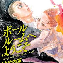 El manga Ballroom e Yōkoso volverá este 5 de julio