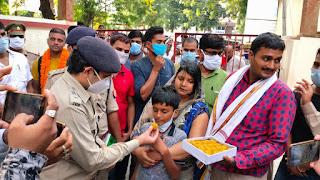 12 घंटे में अपहृत बालक को पुलिस ने किया बरामद | #NayaSaberaNetwork
