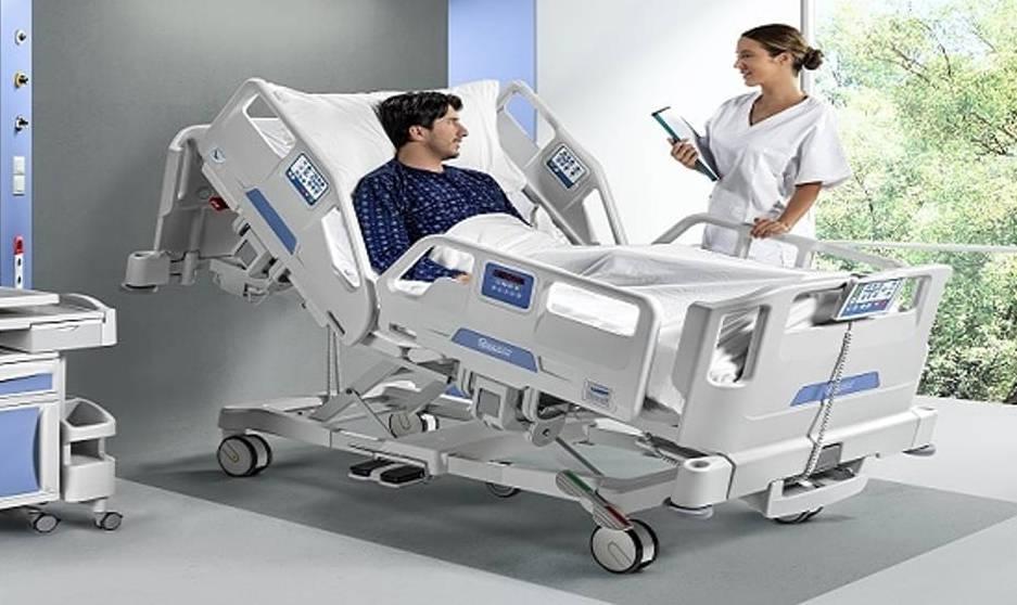 Un posto letto in ospedale