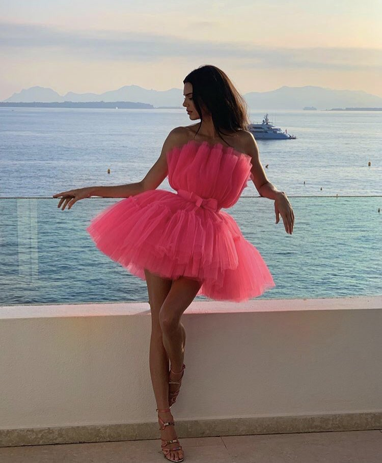 Kendall Jenner – amfAR Cannes Gala 2019