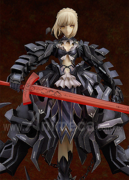Figura Saber Alter huke Collaboration Package Fate/stay night
