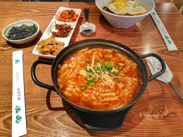 restoran halal ini memang menjual kuliner India semenjak tahun Murree Muslim Food   마리무슬림푸드 - Restoran Halal di Itaewon [Korea Selatan]