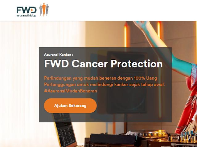 fwd asuransi kanker