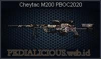 Cheytac M200 PBOC2020