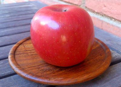 Una manzana diaria en mi plan detox
