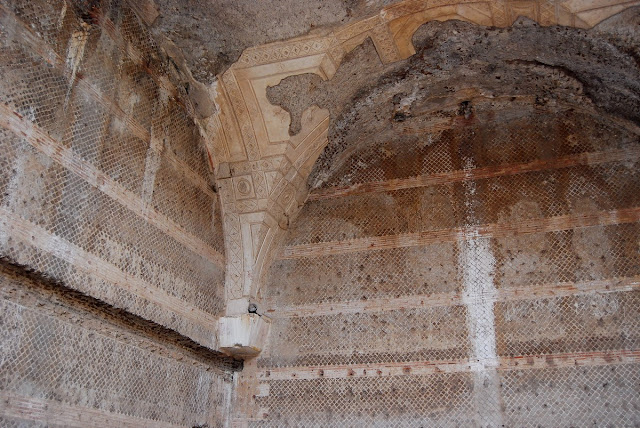 Grands thermes Villa Hadriana