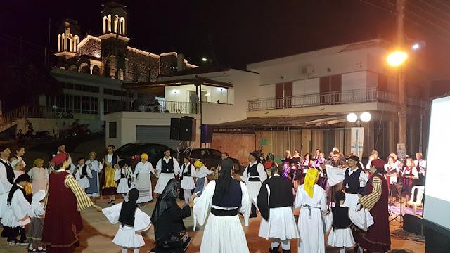 Αργολίδα: Όμορφη εκδηλωση στο Μαλαντρένι για τα 200 Χρόνια από την Ελληνική Επανάσταση
