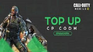 Cara Top Up CP Call of Duty Mobile