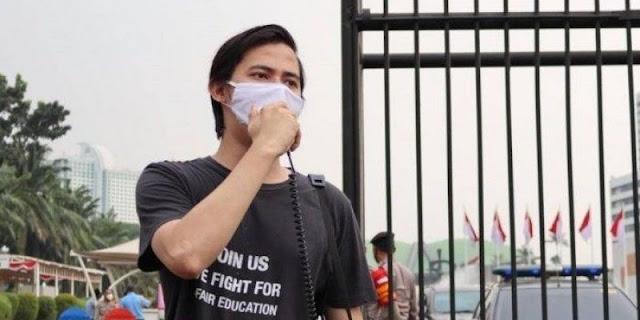 Ketua BEM UI Ajak Kampanyekan Pesan Warga Blitar yang Digelandang karena Bentangkan Poster ke Jokowi