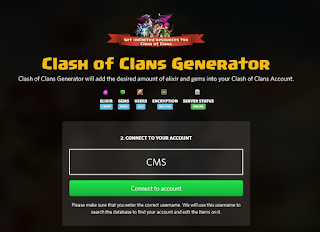 www.gemrator.com || How to get Clash of Clans gems and elixir for free from gemrator .com