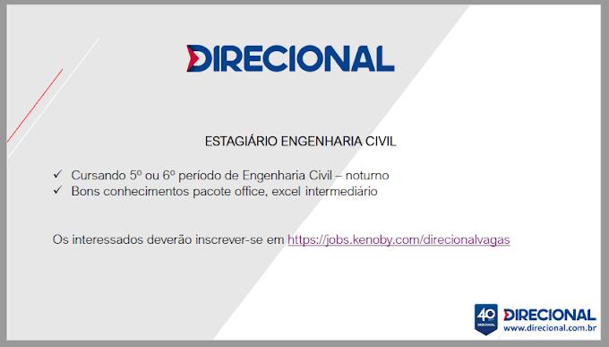 Estágio Engenharia Civil