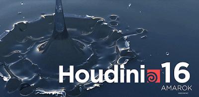 SideFX Houdini FX 16.0.557 Full Version