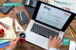 Janoopedia - Blogging