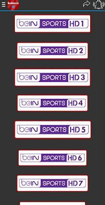 تحميل تطبيق brahim TV لمشاهدة المباريات و القنوات