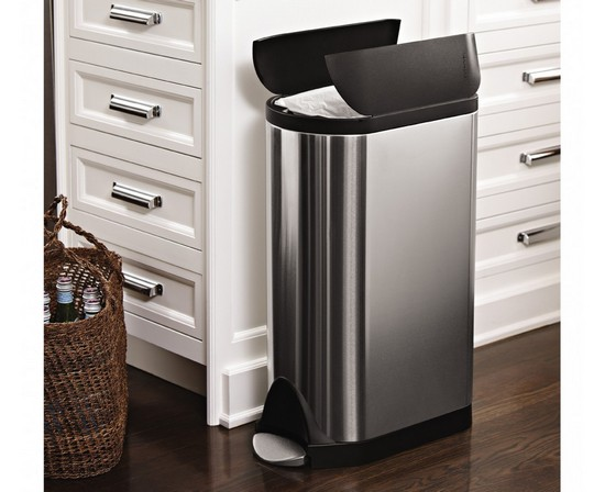 Large Kitchen Trash Can