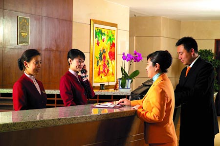 buku tentang front office hotel