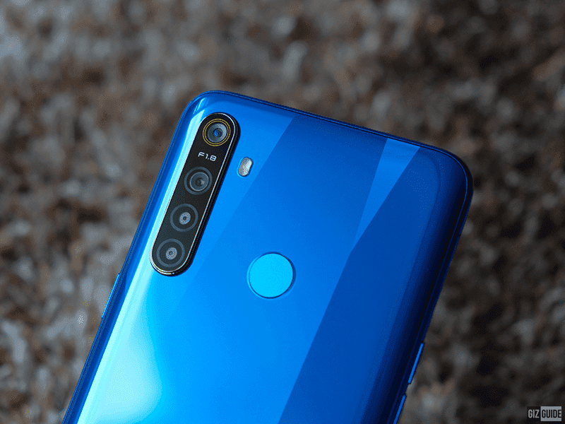 Realme 5, the most affordable quad-cam phone yet