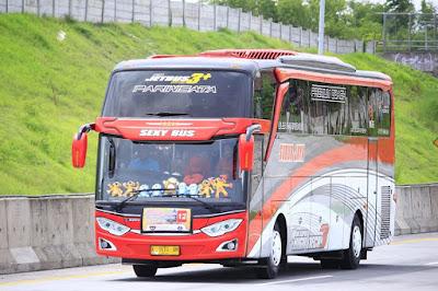 Bus Subur Jaya Sexy Bus
