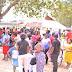 Tears of Joy as Alex Ikwechegh Kicks off 'Back to Back Palliatives Fiesta' in Aba (Photos)