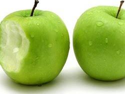 Bị tiêu chảy, hãy ăn táo