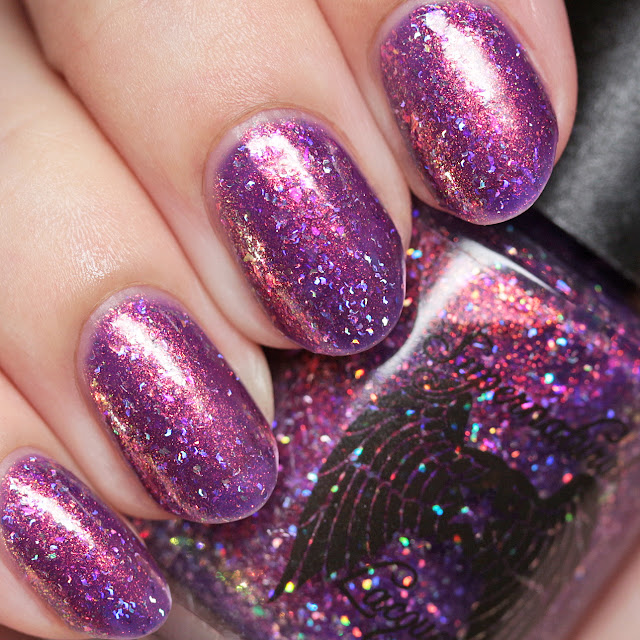 Supernatural Lacquer Birthday Ghoul